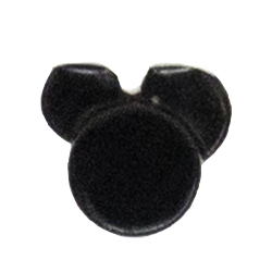 Mickey-oortje
